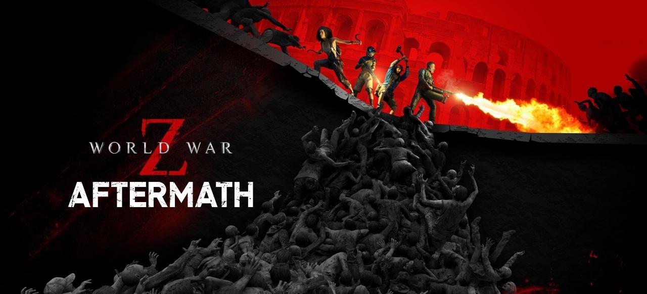 World War Z (Shooter) von Paramount / Mad Dog Games / Saber Interactive / Focus Entertainment