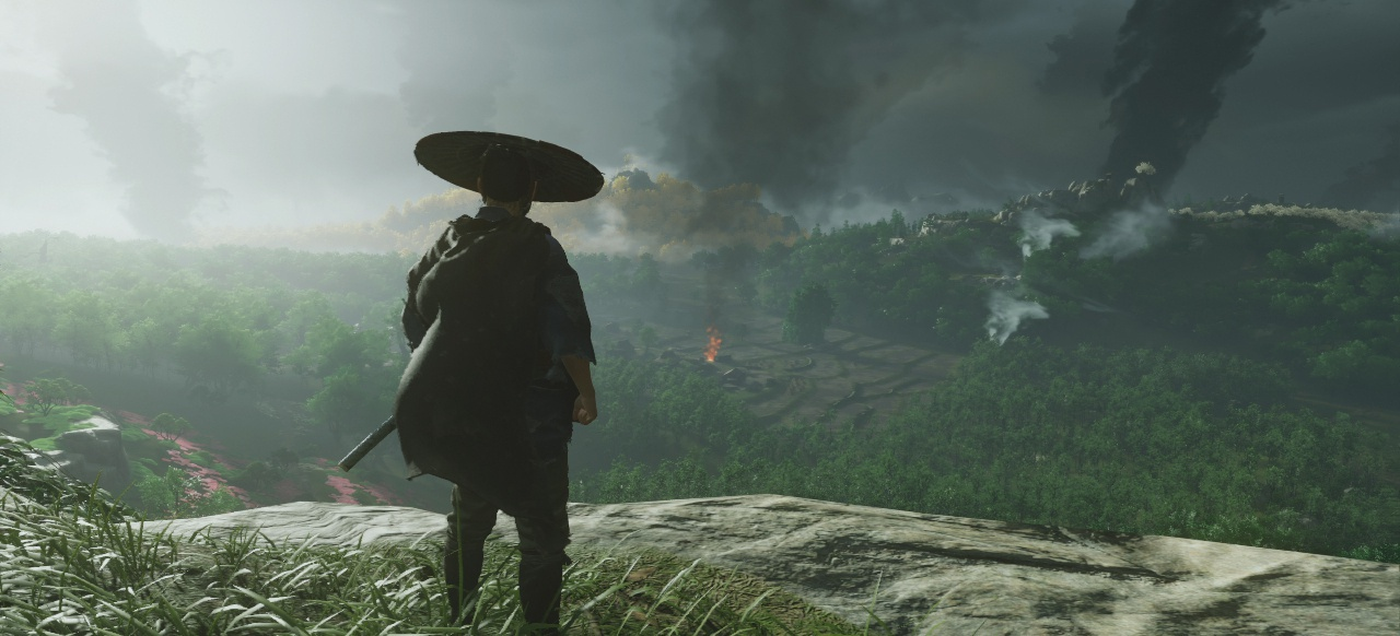 Ghost of Tsushima (Action-Adventure) von Sony