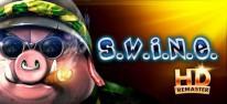 S.W.I.N.E.: HD Remaster: Termin und Spielszenen des neuaufgelegten Strategiespiel-Klassikers