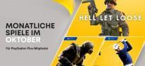 PlayStation Plus: Im Oktober 2021 mit Hell Let Loose, Mortal Kombat X und PGA Tour 2K21