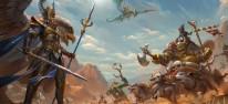 Total War: Warhammer 2: Eltharion der Grimmige und Grom der Fettsack im Anmarsch