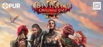 4Players PUR: Start für die 4Players-Lieblinge, heute mit 50% Rabatt auf Divinity Original Sin 2 bei Gog.com