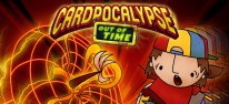 Cardpocalypse: Out-of-Time-DLC und Steam-Start des Sammelkarten-Rollenspiels der Guild-of-Dungeoneering-Macher