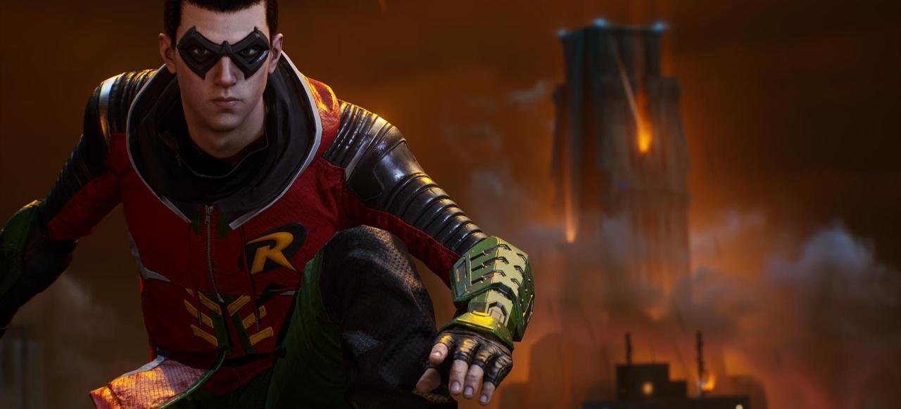 Gotham Knights (Action-Adventure) von Warner Bros.