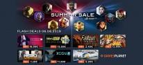 Gamesplanet: Anzeige: Summer-Sale, Tag 2: Hitman 2 für 18,99 Euro, Dragon Ball Fighterz für 12,99 Euro u.v.m.