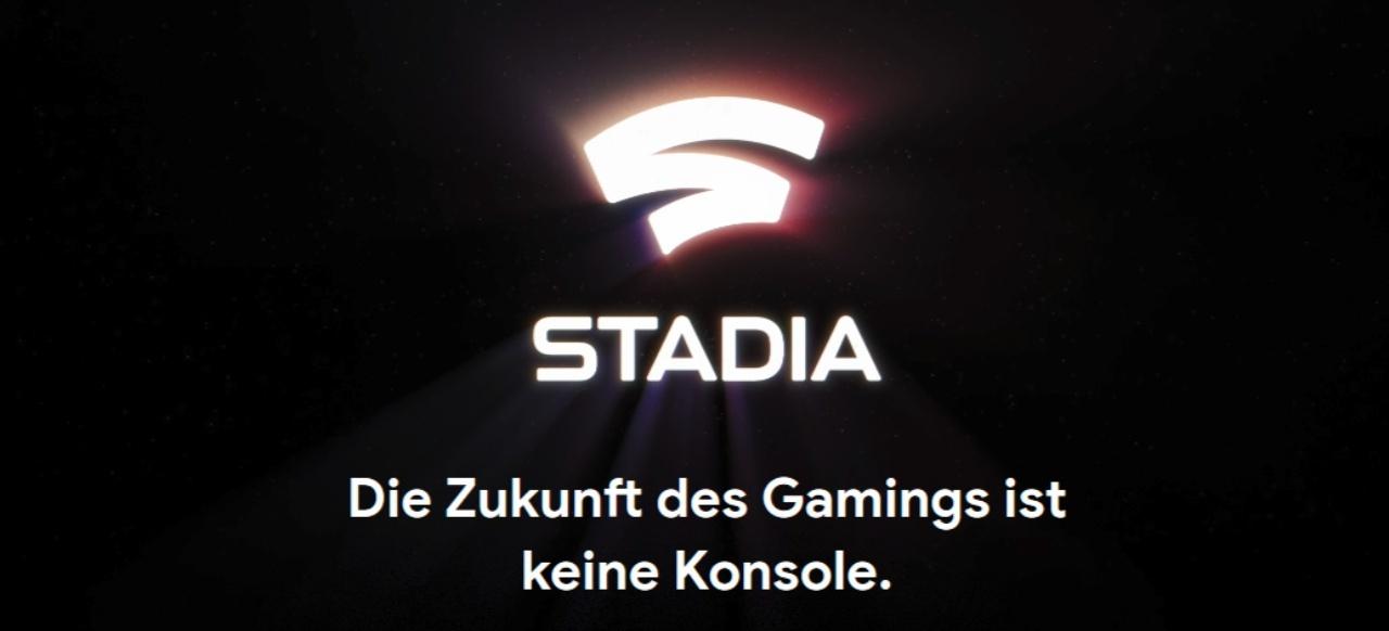 Stadia (Service) von Google