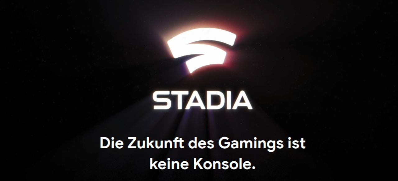 Spiele-Streaming von Google