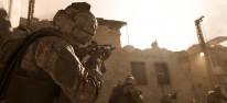 Call of Duty: Modern Warfare: Video: Ausführliche Spielszenen aus dem Multiplayer (fünf Karten, fünf Modi)
