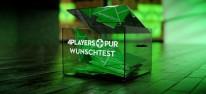 4Players PUR: Wunschtest Mai: Macht mit - ihr habt drei Stimmen!