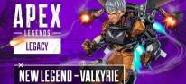 Apex Legends: Vermächtnis: Valkyrie zeigt ihre Fähigkeiten und ihr Jetpack