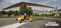 PlayerUnknown's Battlegrounds: Der Survival-Shooter bekommt ein Flug-Vehikel