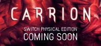 Carrion: Verdrehter Pixel-Horror erscheint auch für Switch