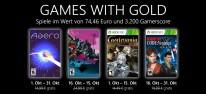 Xbox Games with Gold: Im Oktober 2021 mit Aaero, Hover und Resident Evil Code: Veronica X
