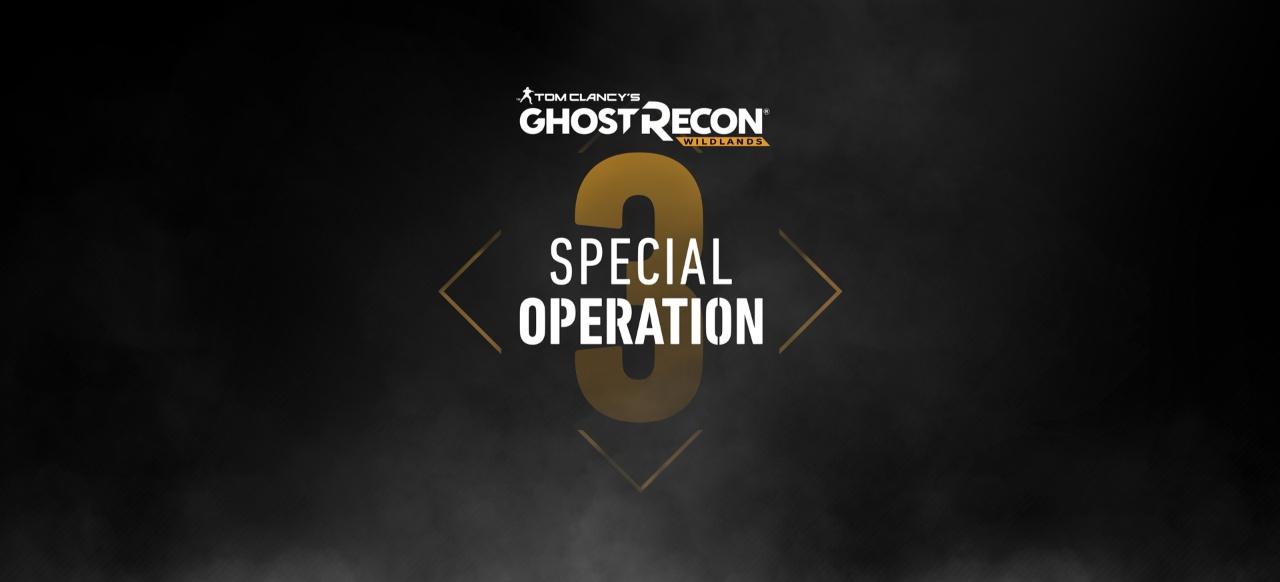 Ghost Recon Wildlands (Shooter) von Ubisoft