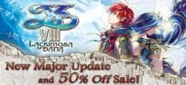 Ys 8: Lacrimosa of Dana: Großes Update und Rabattaktion für PC-Spieler