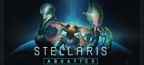 """Stellaris: """"Aquatics Species-Pack"""" angekündigt - zunächst für PC"""