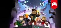 Minecraft: Story Mode - Episode 1: Der Orden des Steins: Erste Staffel auf Netflix spielbar bzw. schaubar