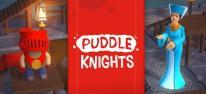 4Players PUR: Jetzt auf dem Marktplatz: PC-Codes für das Rätselspiel Puddle Knights von Lockpickle