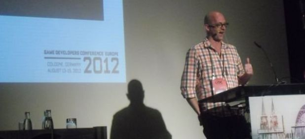 Game Developers Conference Europe 2012 (Messen) von