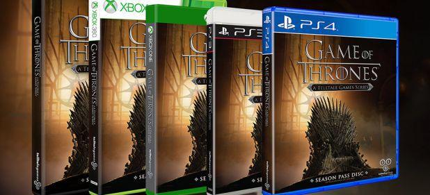 Game of Thrones - Episode 6: The Ice Dragon (Adventure) von Telltale Games