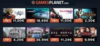 Gamesplanet: Anzeige: Neue Wochenangebote, u.a. Tropico 6 für 36,99 Euro oder Project Cars 2 Deluxe für 18,99 Euro