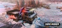SnowRunner: Season 1: Search & Recover: Erste Erweiterung ist abfahrbereit
