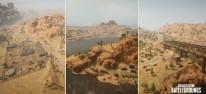 PlayerUnknown's Battlegrounds: Update 12.1 mit Miramar-Überarbeitung auf dem PC verfügbar