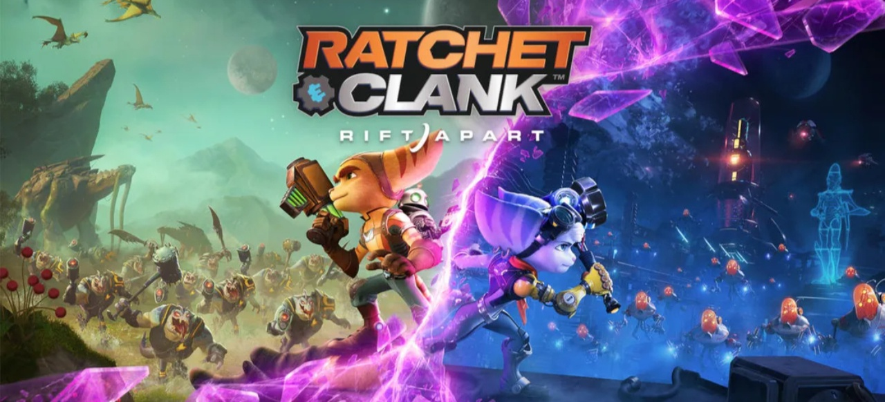 Ratchet & Clank: Rift Apart (Action-Adventure) von Sony