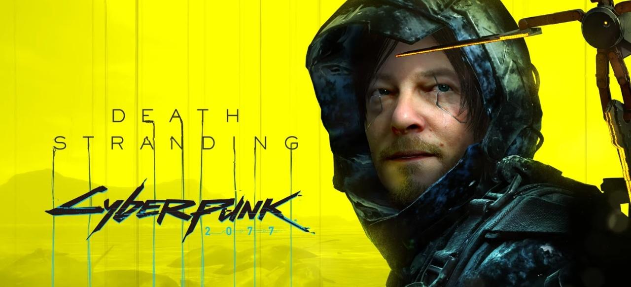 Death Stranding (Action-Adventure) von Sony (PS4), 505 Games (PC)