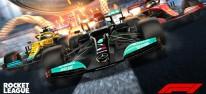 Rocket League: Formula 1 Fan Pack steht in den Startlöchern