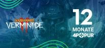 4Players PUR: Jetzt gratis zum Jahres-Abo für Neukunden: Vollversion von Warhammer Vermintide 2