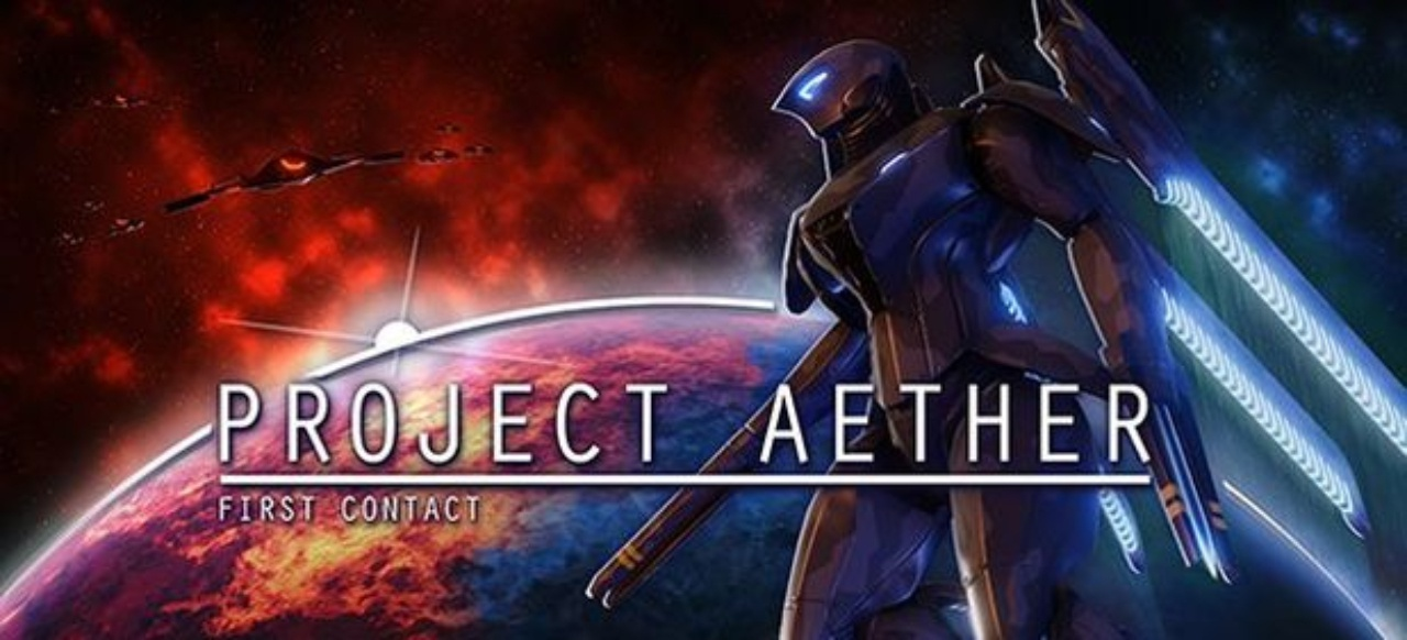 Project Aether: First Contact (Arcade-Action) von Sleepy Spider Studios