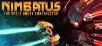 Nimbatus - The Space Drone Constructor: Weltall-Drohnenbausimulation lässt den Early Access hinter sich
