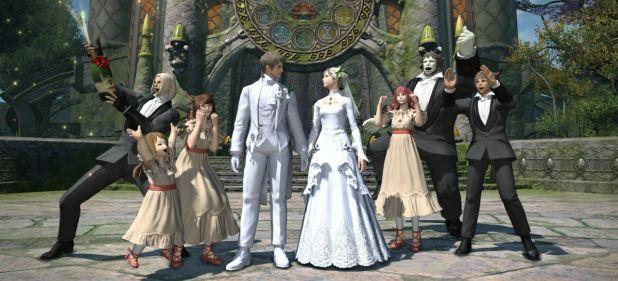 Final Fantasy 14 Online: A Realm Reborn (Rollenspiel) von Square Enix