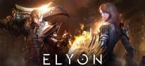 Elyon: Fantasy-MMORPG wird heute veröffentlicht