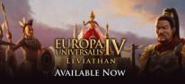 Europa Universalis 4: Leviathan-Erweiterung veröffentlicht