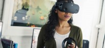 """Virtual Reality: HP, Valve und Microsoft stellen VR-Headset """"HP Reverb G2"""" vor; Vorbestellungen gestartet"""