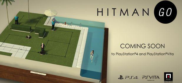 Hitman Go (Taktik & Strategie) von Square Enix