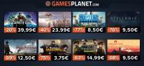 Gamesplanet: Anzeige: Wochenend-Angebotet, u.a. Resident Evil 0 HD Remaster für 5,99 Euro sowie große Promo-Aktion zur PDXCON mit z.B. Hearts of Iron 4 für 14,99 Euro