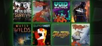 Xbox Game Pass: Acht weitere Spiele angekündigt, darunter Metal Gear Survive und Outer Wilds
