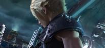 Final Fantasy 7 Remake: Spielbare Demo im PlayStation Store für PS4 zum Download; auch ohne PlayStation Plus