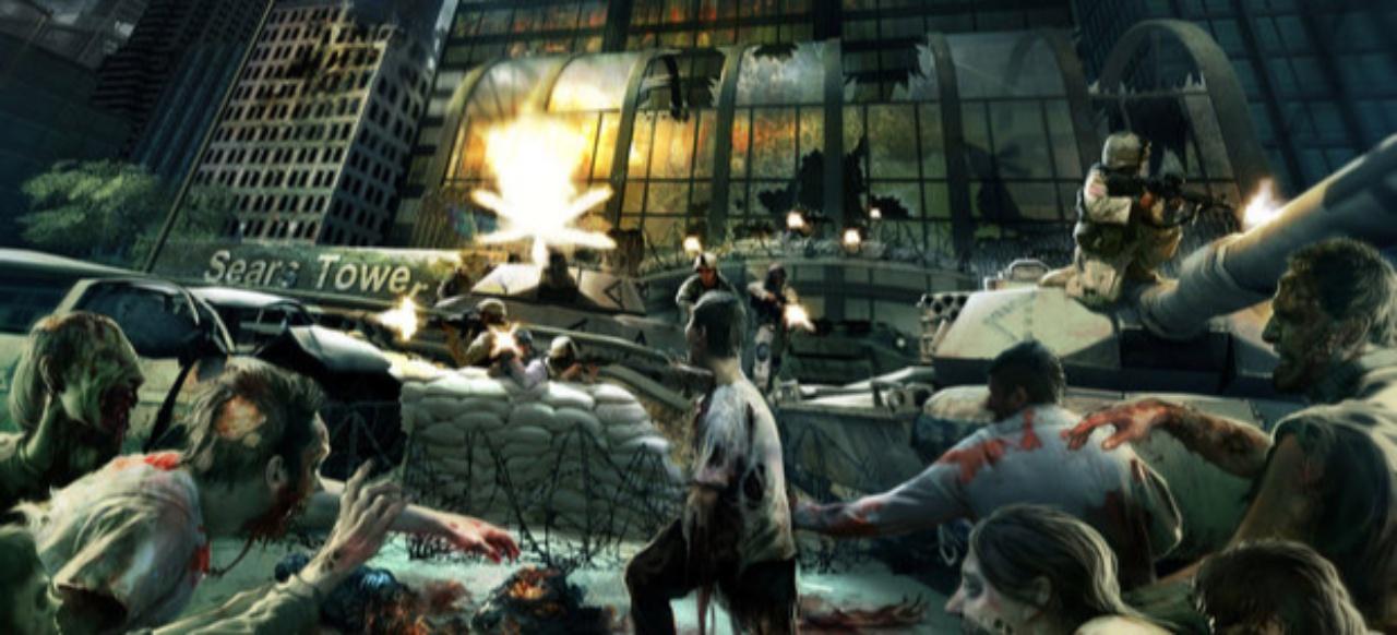 World War Z (Shooter) von Paramount / Mad Dog Games / Focus Home Interactive