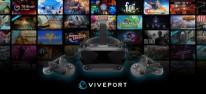 Virtual Reality: Viveport-Infinity-Abo unterstützt ab sofort Valve Index; Angebot mit zwei Gratis-Monaten