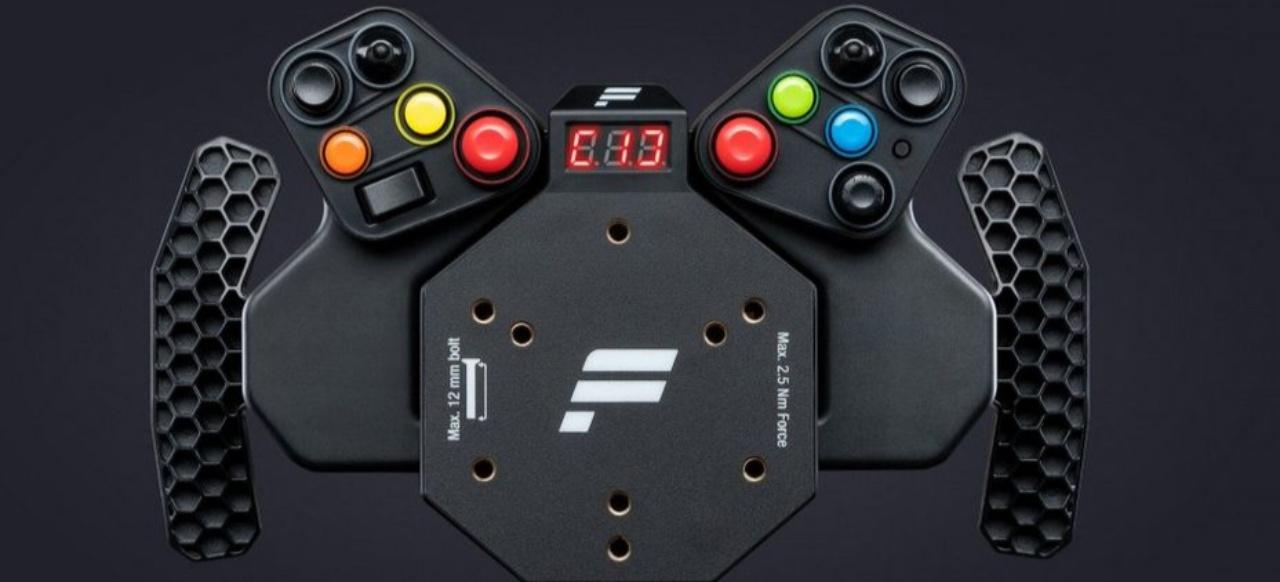 Fanatec CSL Elite Racing Wheel (Hardware) von Fanatec
