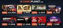Gamesplanet: Anzeige: Neue Wochenangebote von u.a. Ubisoft oder Bethesda, z.B. Rage 2 Deluxe Edition für 24,99 Euro oder Far Cry 5 Gold Edition für 21,00 Euro