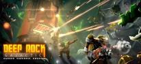 "Deep Rock Galactic: Großes Update bringt Deep Dives (Endgame), ""Weapon Overclocks"" und bessere Bartphysik"