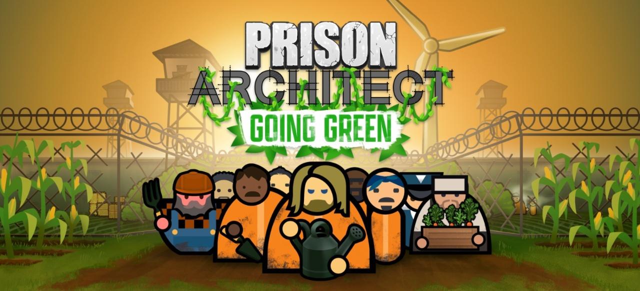 Prison Architect (Taktik & Strategie) von Introversion Software / Astragon / Double Eleven / Paradox Interactive