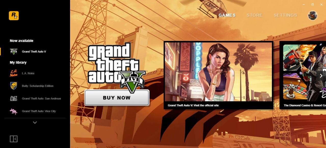 Rockstar Games (Unternehmen) von Rockstar Games