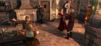 Crossroads Inn: Tavernen-Simulator im Fantasyszenario ab Herbst für PC