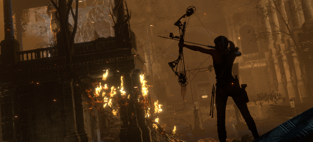 Rise of the Tomb Raider (Action-Adventure) von Square Enix / Microsoft